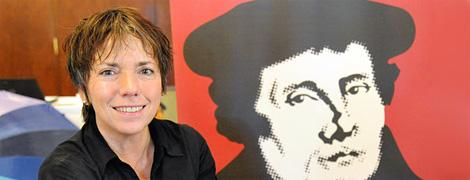 Reformationsbotschafterin Margot Käßmann