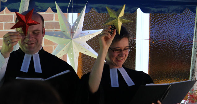 Sternstunden in chester hill u deutsche evangelisch lutherische