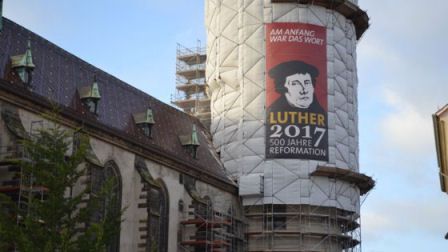 Luther im Advent