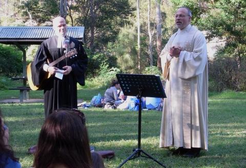 Die beiden Pastoren