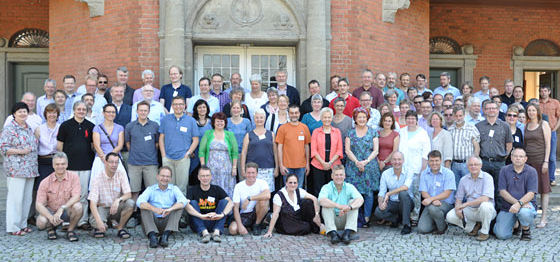 Auslandspfarrkonferenz in Berlin-Spandau im Juli 2014