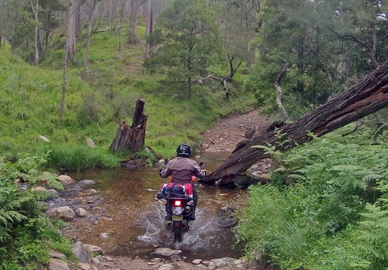 Sixv Foot Track Little River crossing UweKarl